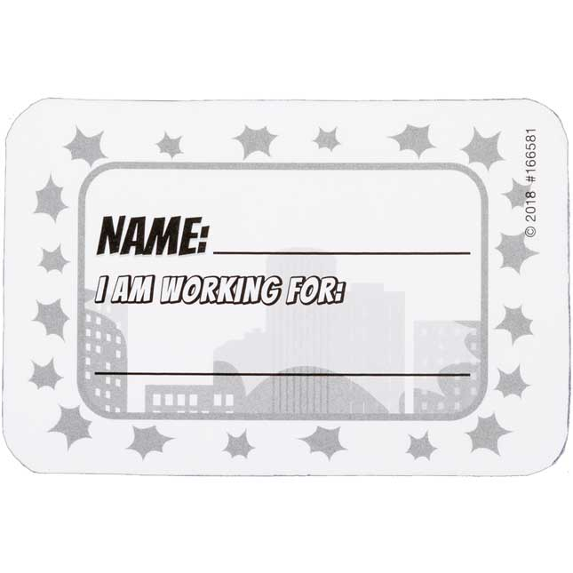 Unleash Your Superpowers Earn-And-Return Cards - 72 cards