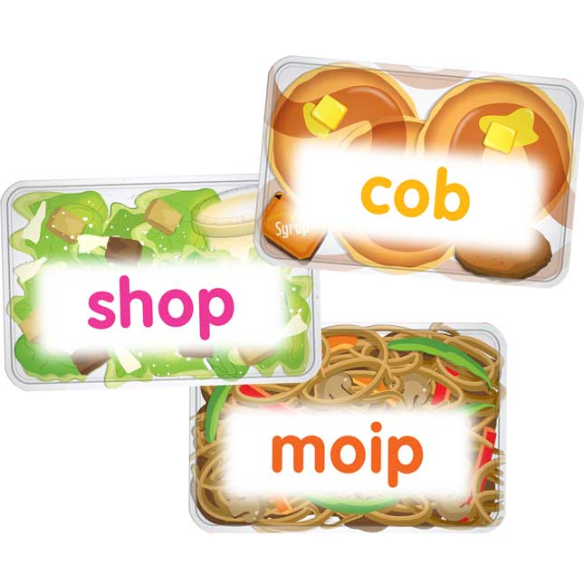 Feed Me – Real And Nonsense Words Chips - 100 chips_4