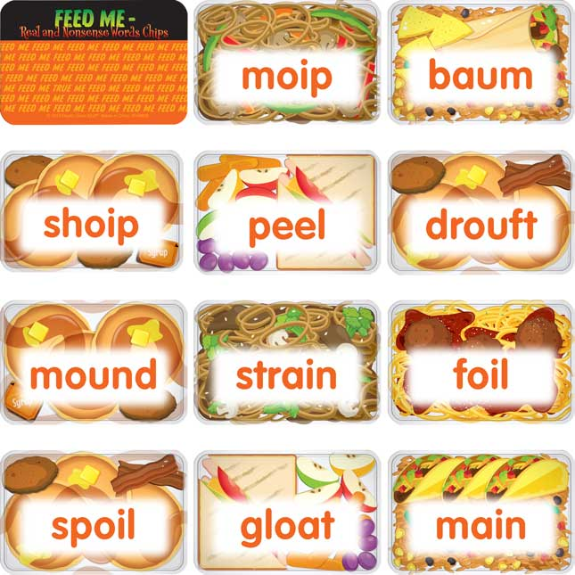 Feed Me – Real And Nonsense Words Chips - 100 chips_7