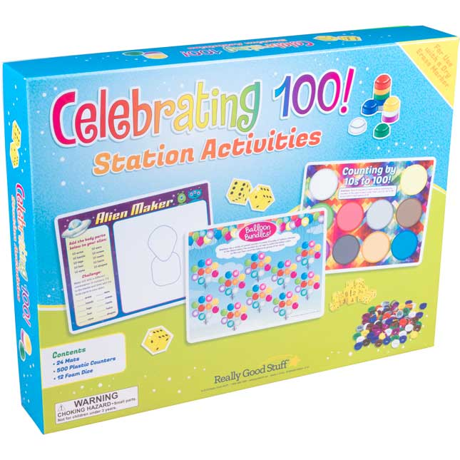 Celebrating 100! Station Activities