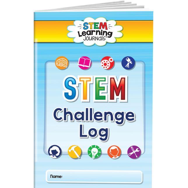 STEM Challenge Logs - 24 journals