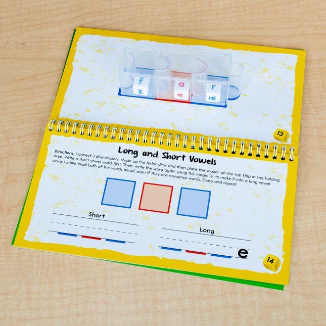 Dice Shakers ELA Kit – Primary