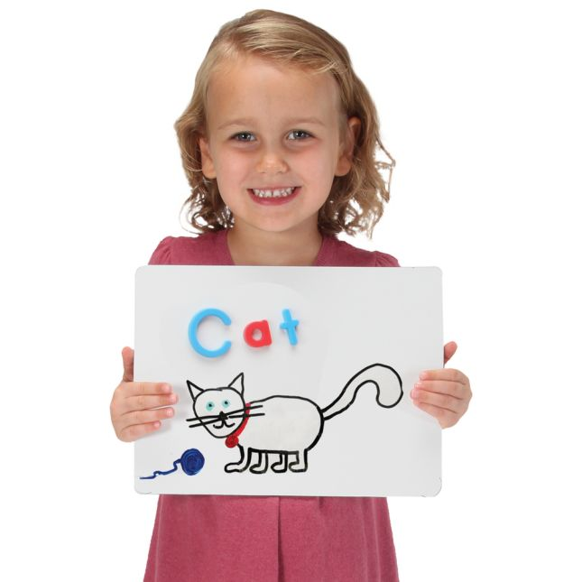 Magnetic Dry Erase Boards With Soft Touch™