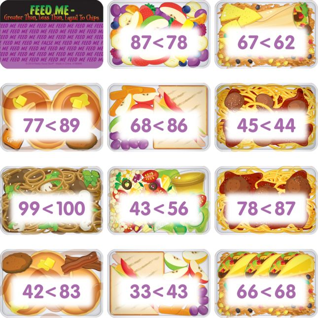 Feed Me – Greater Than, Less Than, Equal To Chips