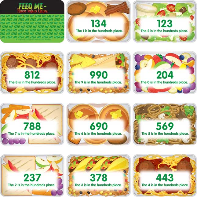 Feed Me – Place Value Chips - 100 chips_3