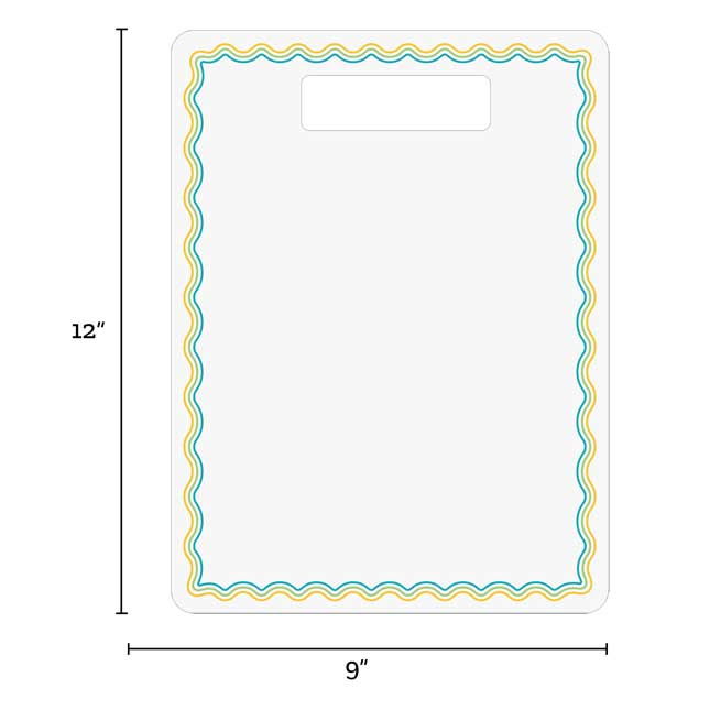 Dry Erase Boards With Handle – Set Of 6_4