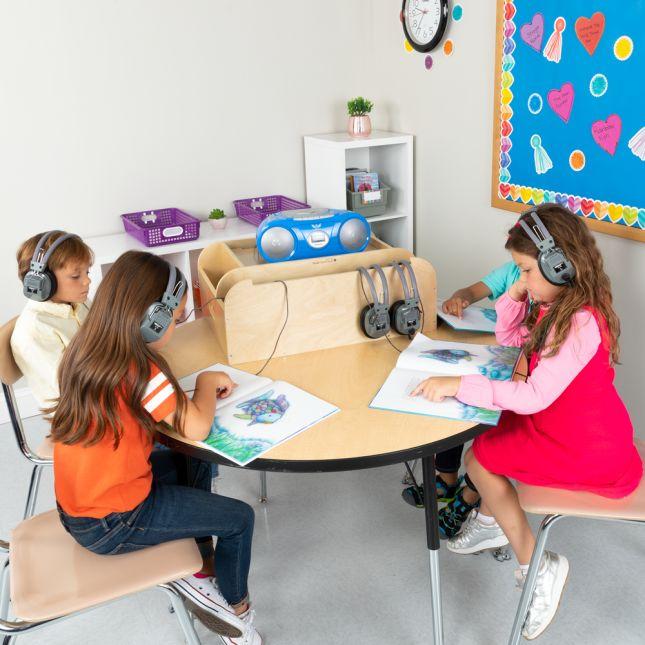 Listening Center - 1 listening center