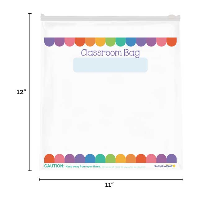 Classroom Bags  24 Pack