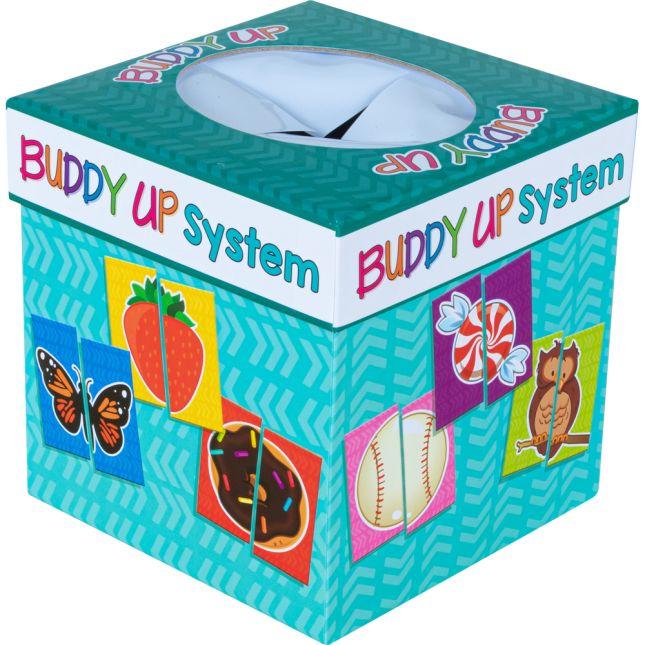 Buddy Up Cards System - 32 cards