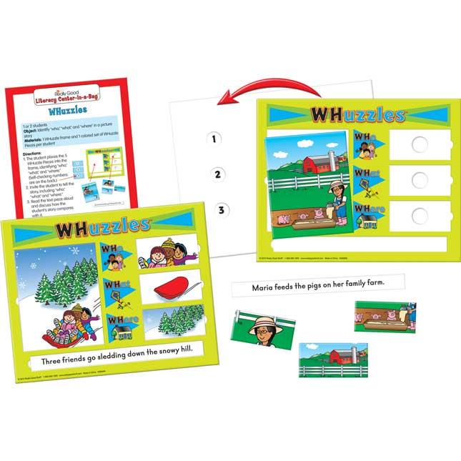 Beginning Reader Game Kit