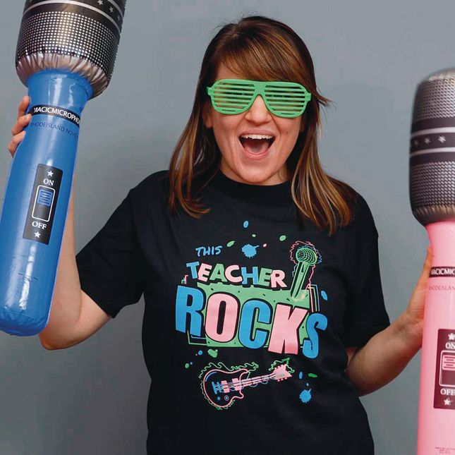 Rock Your School Kit - Large