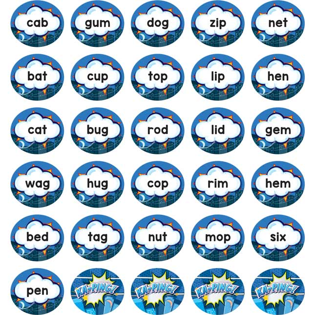 KA-PING! Words Game