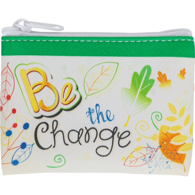 BeLeaf In Yourself Coin Pouch - 1 coin purse_0