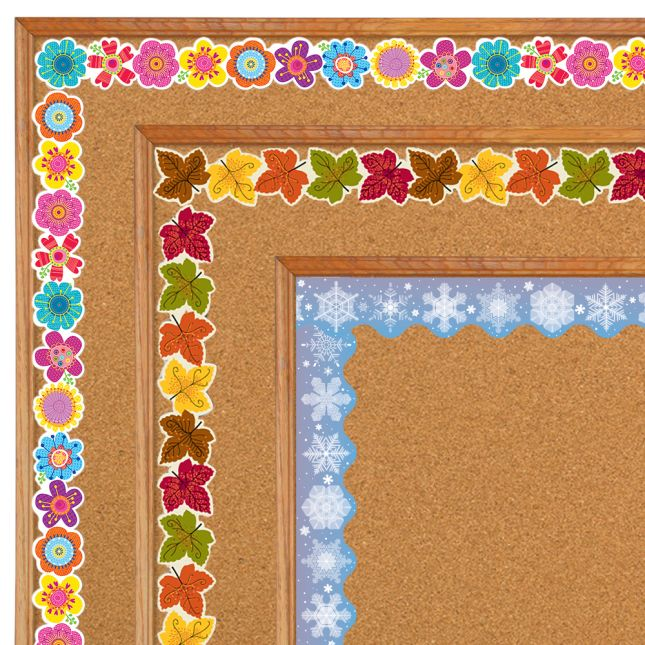 Border Hoarder With Holiday Border Trim Kit