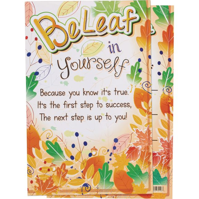 BeLeaf In Yourself Poster - 1 poster