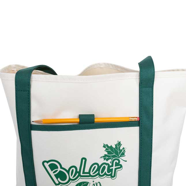 BeLeaf In Yourself Tote Bag