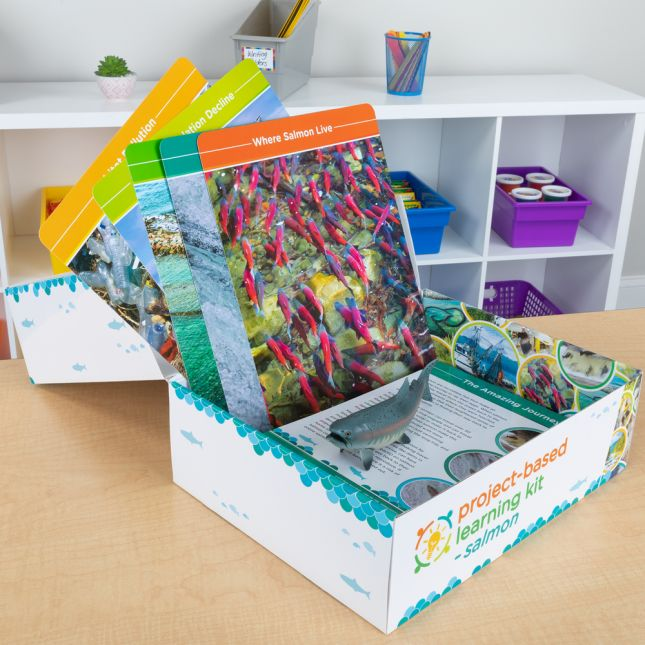Project-Based Learning Kit  Salmon