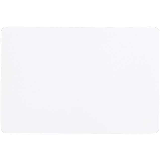 "9"" X 6"" Mini-Magnetic Dry Erase Boards – Set Of 24 Boards, 24 Markers & 24 Erasers"