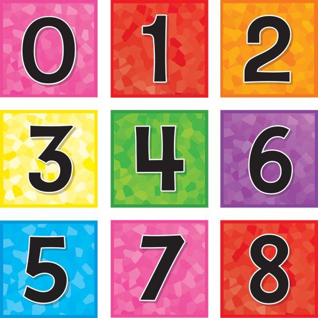 EZ Stick Jumbo Number Line