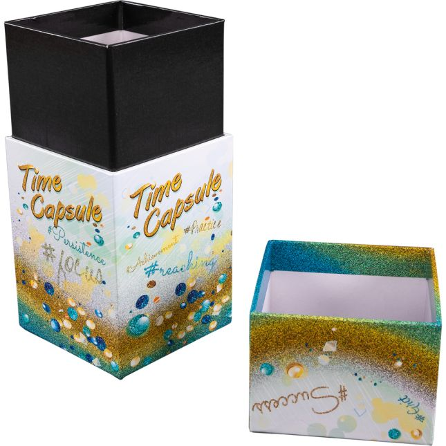 Goals! Time Capsule Box - 1 box