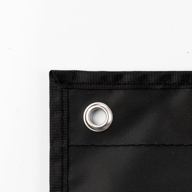 Programmable Pocket Chart & Cards  Rainbow  Large Black - Black