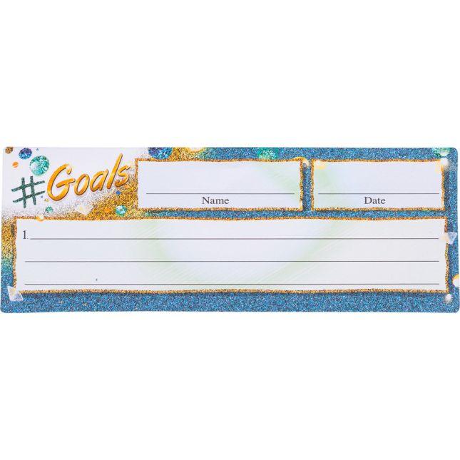 Goals! Time Capsule Paper Slips - 36 paper slips