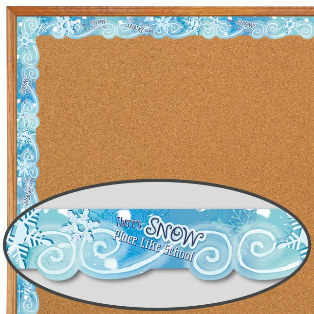 SNOW Border - 12 border sections_0