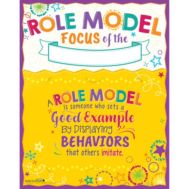 Be A Role Model 6-in-1 Poster Set_1