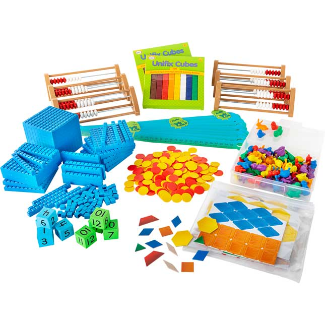 Math Toolbox - Primary