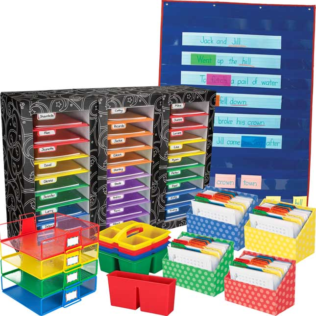 The Organized Teacher Deluxe Pack