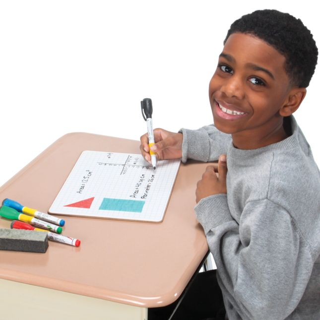 Math Small Group Dry Erase Board Kit - Intermediate