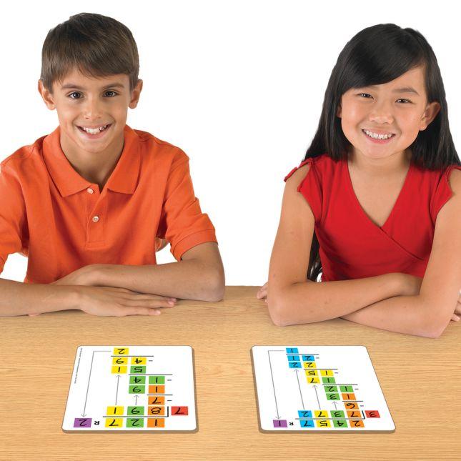 Math Small Group Dry Erase Board Kit - Intermediate - 1 multi-item kit