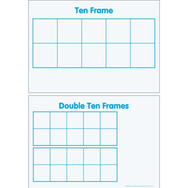 Math Small Group Dry Erase Board Kit - Primary - 1 multi-item kit