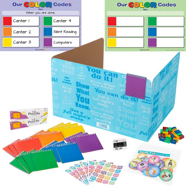 Test Takers Kit For The Classroom
