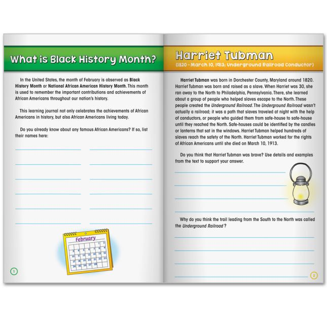 Social Studies Learning Journals™ Kit - 96 journals (24 each of 4 different sets)