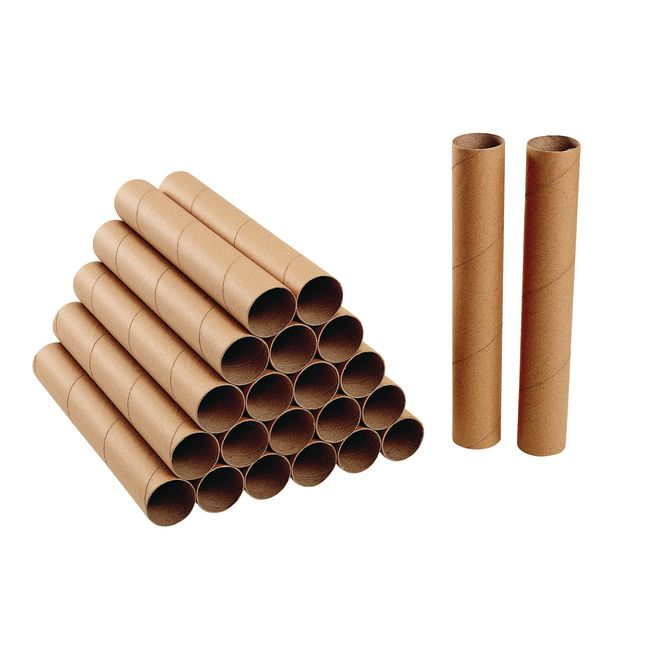 Colorations® Extra-Long Sturdy Recycled Craft Rolls – Set Of 24