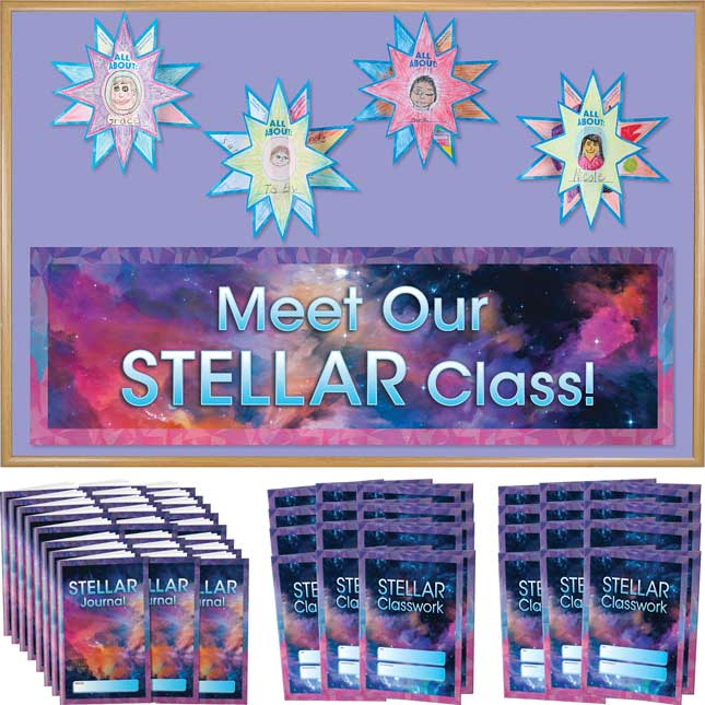 Galaxy Classroom Kit – Student Set Of 24