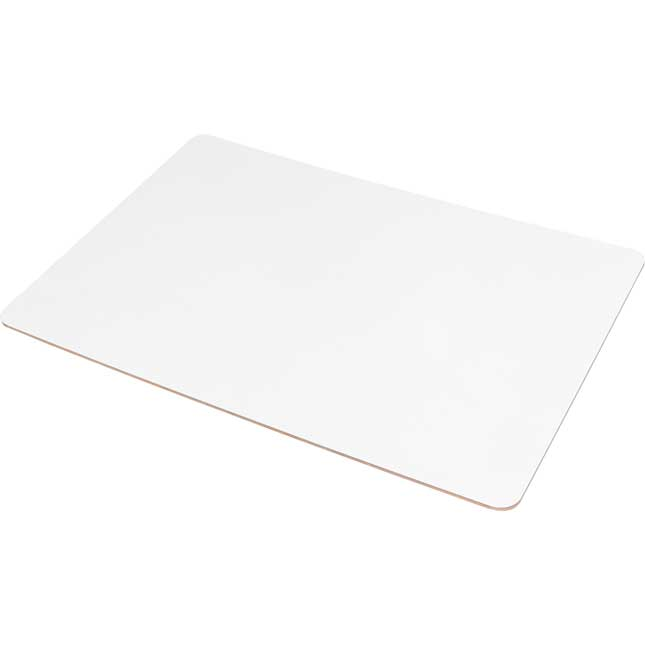 "18"" X 12"" Large Magnetic Dry Erase Board - 1 board"
