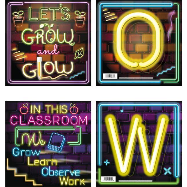 GLOW Inspirational Posters Set_2