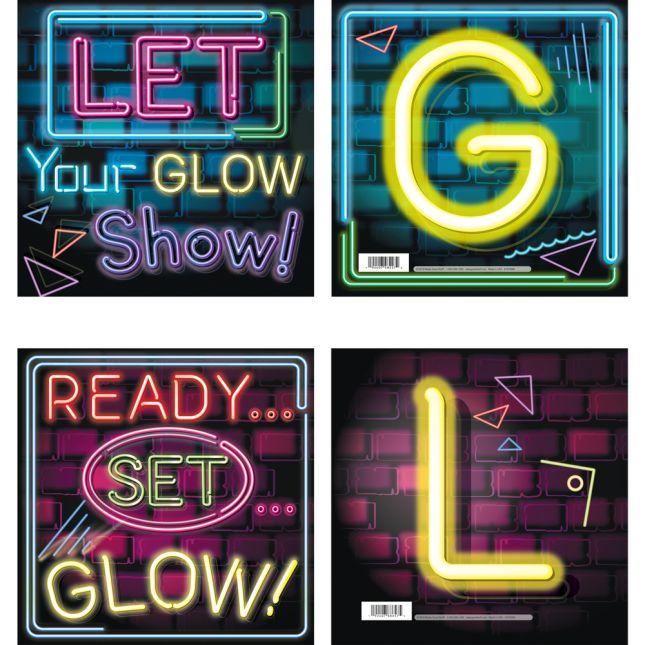 GLOW Inspirational Posters Set_3