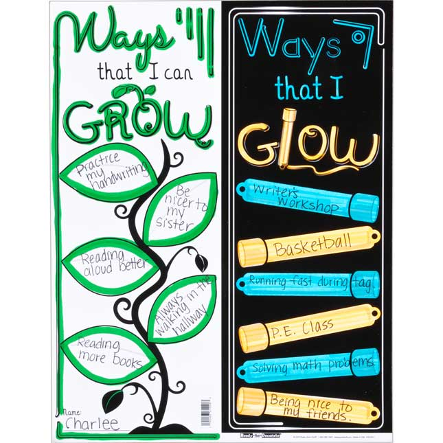 Ready-To-Decorate GROW And GLOW Posters - 24 posters_2