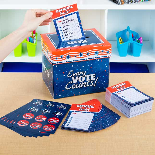 Let's Vote Kit - 1 multi-item kit