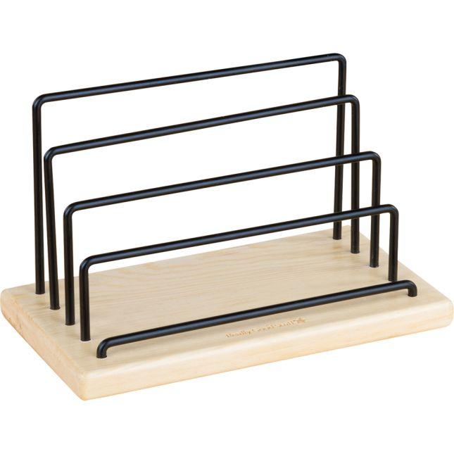 Wire & Wood Stationery Set