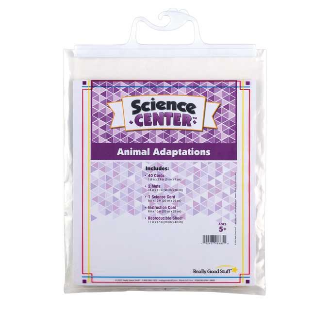 Animal Adaptations Science Center