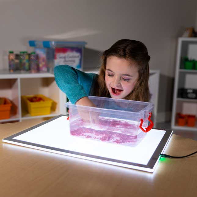 Sensory Bin Kit – 3 Stations