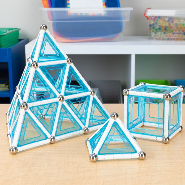 STEM tivity Magnetic Building Set