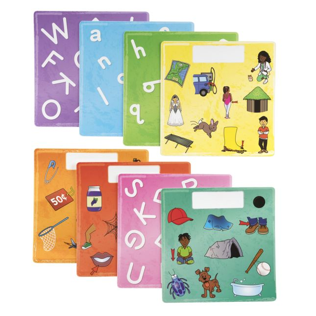 Letter Identification and Phonics Kit