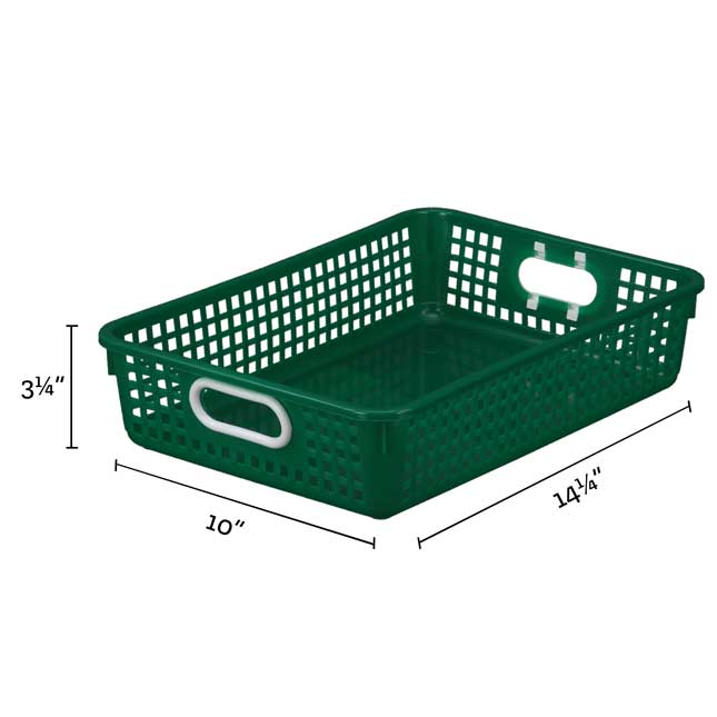Classroom Paper Baskets – Citrus – Set Of 4_2