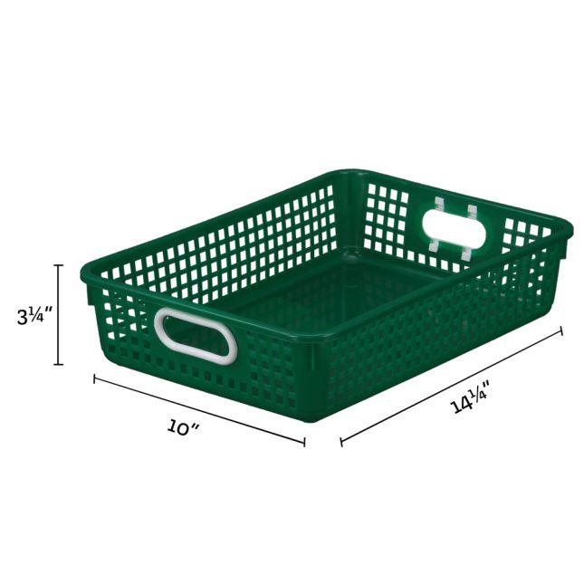 Classroom Paper Baskets – Citrus – Set Of 4_3