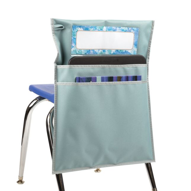 Store More® Deluxe Dual Storage Deep Pocket Chair Pocket - Calm and Cool